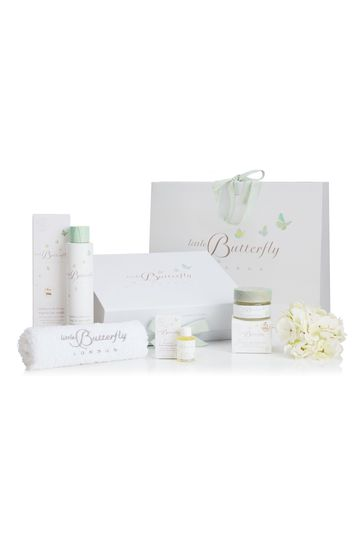 Little Butterfly London Baby Gift Box Exclusive (worth £52)
