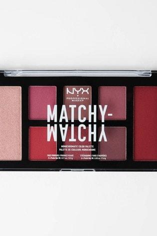 NYX Professional Make Up Matchy Matchy Eyeshadow Palette