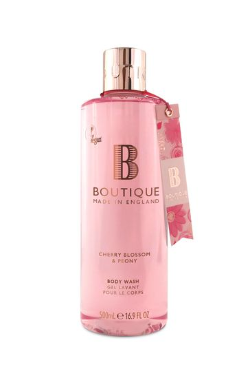 Boutique from The English Bathing Company Body Wash 500ml