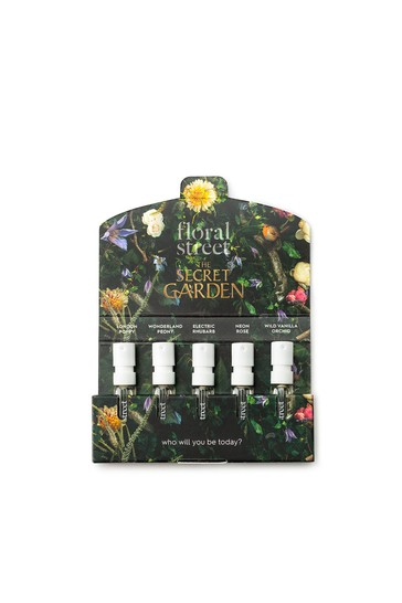 Floral Street Secret Garden Discovery Set Limited Edition