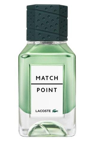 Lacoste Match Point Eau de Toilette 30ml