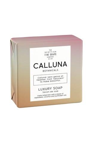 Scottish Fine Soaps Calluna Botanicals Luxury Soap 100g