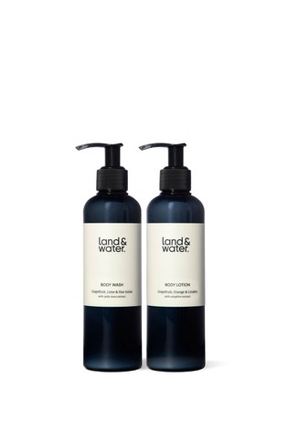 land&water Body Duo Citrus Star Anise & Linden 250ml