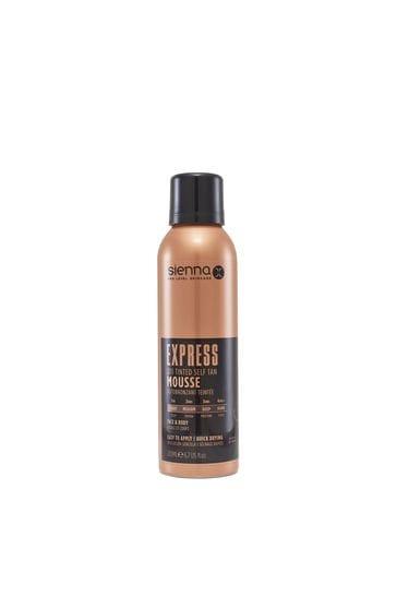 Sienna X EXPRESS Q10 Self Tan Tinted Mousse -  200ml