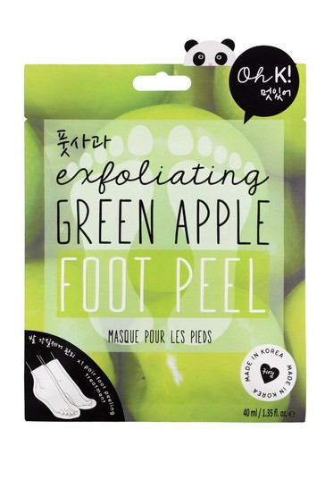 Oh K! Green Apple Foot Peel