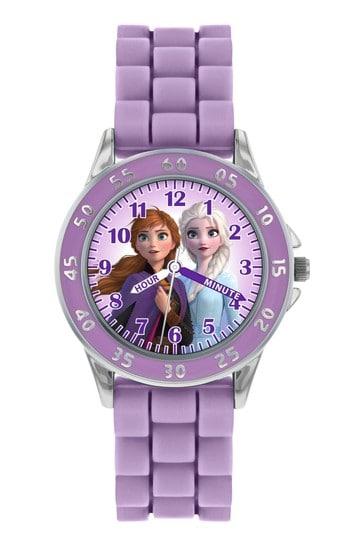 Peers Hardy Frozen Purple Princess Kids Watch
