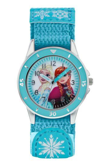 Peers Hardy Blue Frozen Kids Fabric Watch