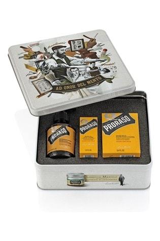 Proraso Beard Care Tin Wood & Spice