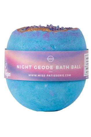 Miss Patisserie Night Geode Bath Ball