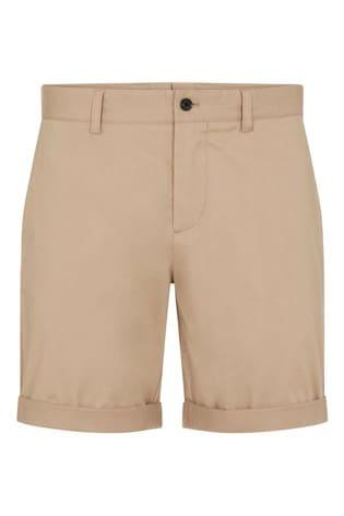 JLindeberg Stone Cotton Chino Golf Shorts