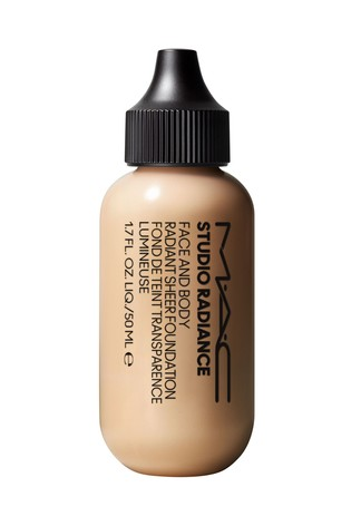 MAC Studio Radiance Face and Body Radiant Sheer Foundation