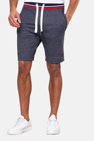 Threadbare Navy Perry Sweat Shorts