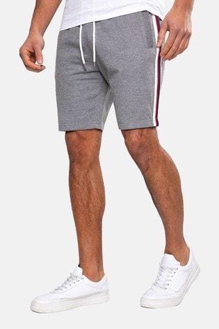 Threadbare Grey Ross Sweat Shorts