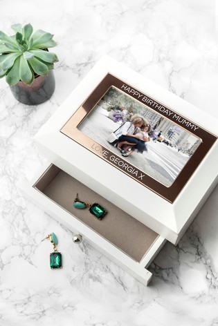 Personalised Jewellery Chest by Treat Republic