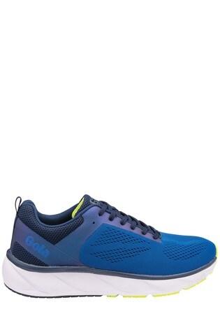 Gola Navy/Blue Ultra Speed Mens Mesh Running Trainers