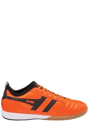 Gola Orange Ceptor TX Mens Football Trainers