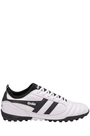 Gola White Ceptor Turf Mens Football Trainers