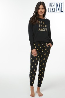 Next Christmas Pyjamas 2019.Nightwearlounge Nightwear Women Pyjamas Pyjamas Next Australia