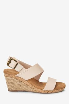 Holiday Holiday Footwear Women Wedge Wedge White White