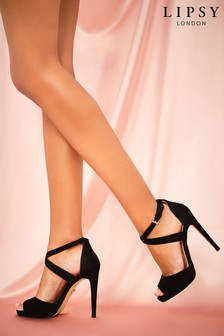 allshoesboots Footwear Women Black Black Sandals Sandals