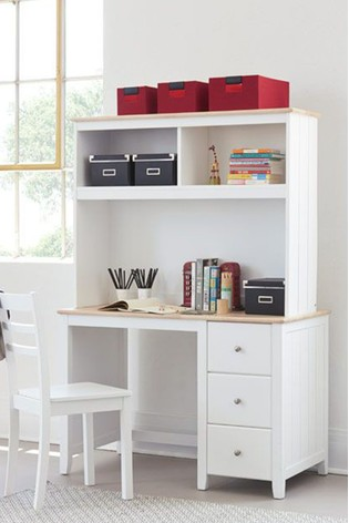 Jonah Desk And Study Hutch By The Children's Furniture Company