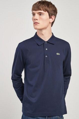 Lacoste® Long Sleeve Polo Shirt