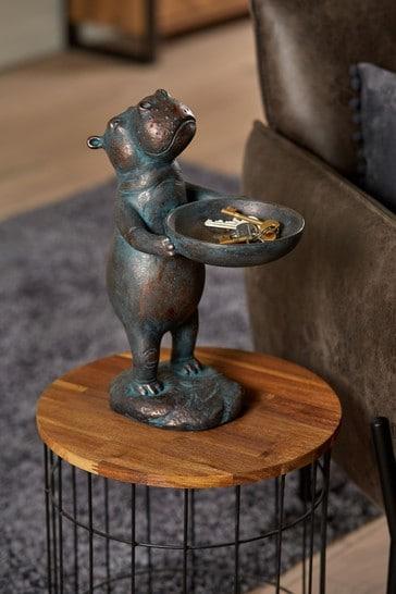 Large Hippo Trinket Dish