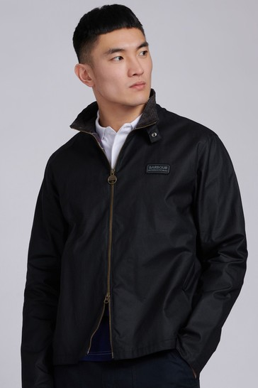 Barbour® International Mind Wax Jacket