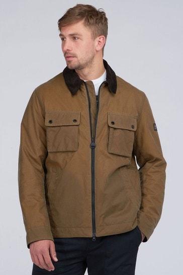 Barbour® International Baffins Wax Jacket
