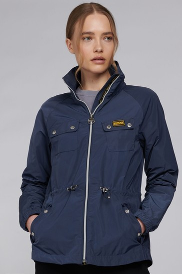 Barbour® International Showerproof Sugo Moto Inspired Jacket