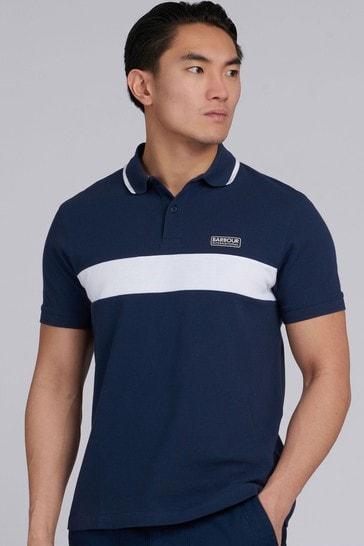 Barbour® International Block Stripe Polo