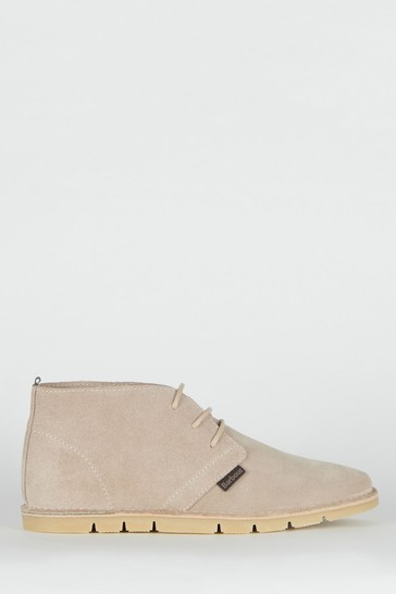 Barbour® Ledger Suede Desert Boots