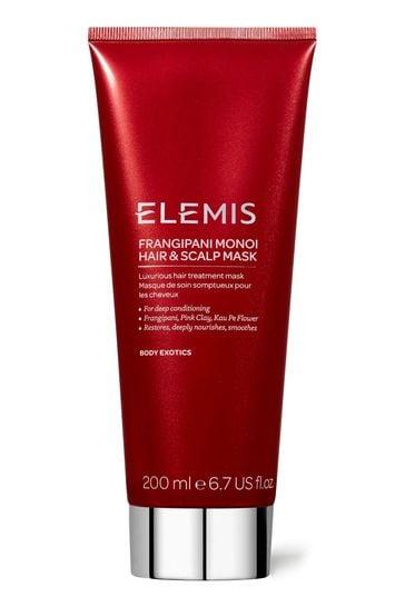 ELEMIS Frangipani Monoi Hair & Scalp Mask 200ml