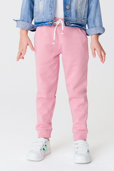 Pink Joggers Soft Touch Jersey (3-16yrs)