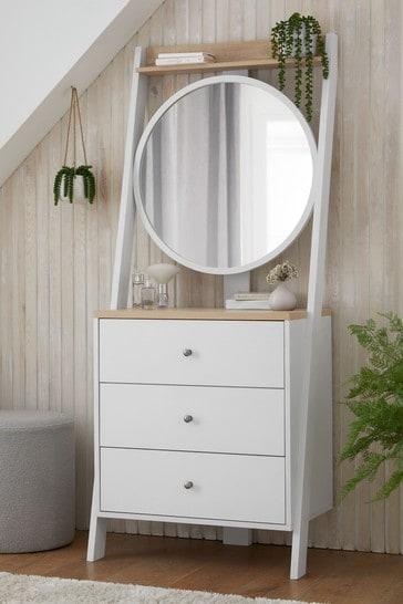 Malvern Storage Dressing table with mirror