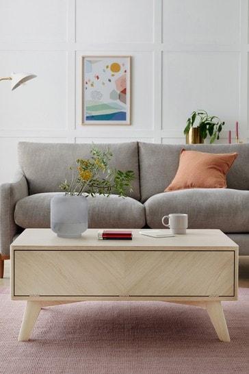Anderson Oak Effect Storage Coffee Table