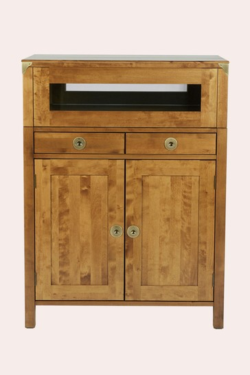 Balmoral Honey Drinks Cabinet by Laura Ashley