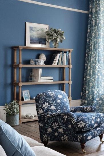 Wellington Oak Double Bookcase by Laura Ashley