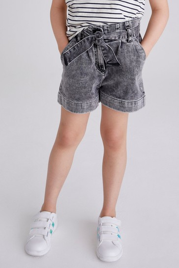 Charcoal Bermuda Shorts (3-16yrs)