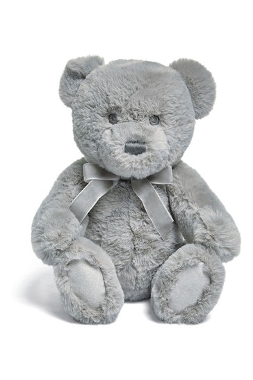 Welcome To The World Plush Toy Teddy Bear By Mamas & Papas