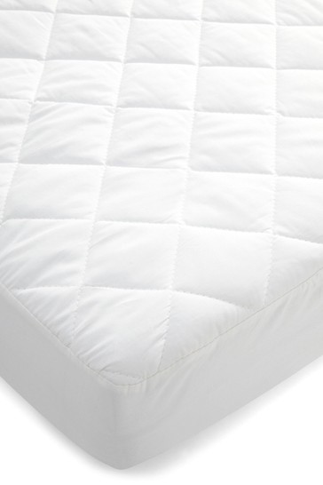 Mamas & Papas Anti Allergy Cot Quilted Bed Mattress Protector