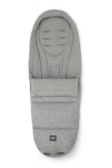 Grey Cold Weather Footmuff By Mamas & Papas