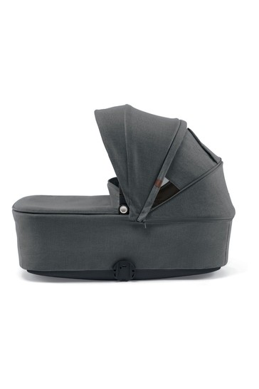 Grey Mist Strada Carrycot By Mamas and Papas