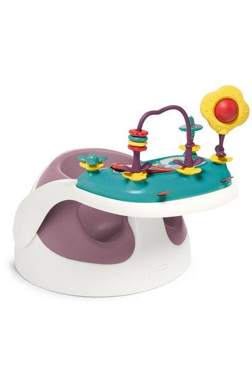 Pink Baby Bud with play tray By Mamas & Papas
