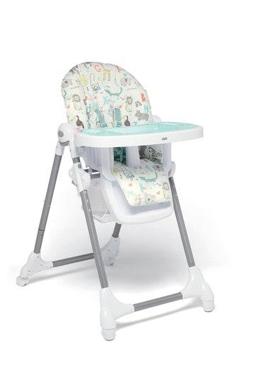 Animal Safari Snax Highchair By Mamas & Papas