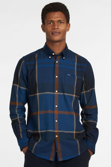 Barbour Dunoon Tartan Check Shirt