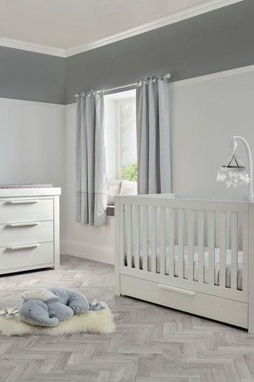 Mamas & Papas Franklin Cot Bed Set with Dresser