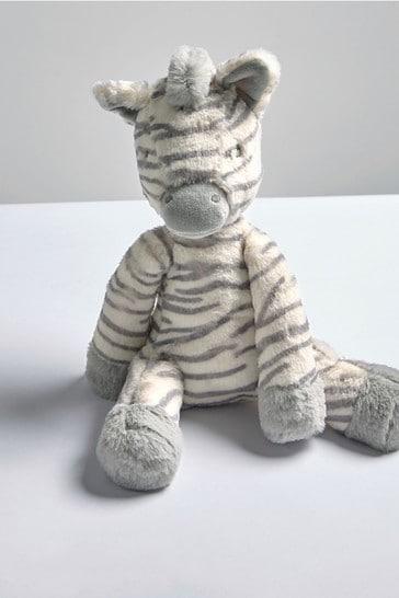 Plush Toy Zebra By Mamas & Papas