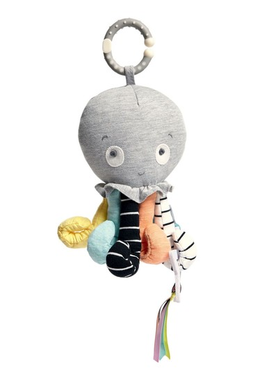 Hey Sunshine Octopus Teether Toy By Mamas & Papas