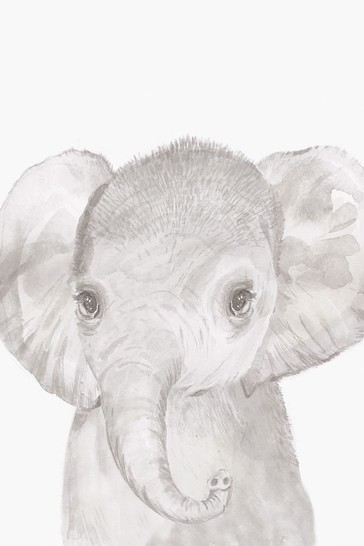 Mamas & Papas Welcome to the World Elephant Picture